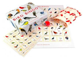 OUT OF STOCK/UNAVAILABLE Bird Bingo Game