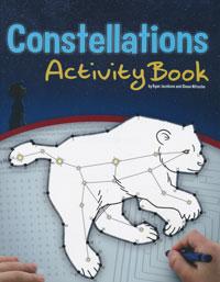 Constellation Activity Book