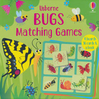 OUT OF STOCK/UNAVAILABLE Usborne Bugs Matching Games
