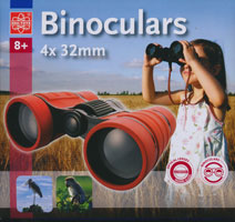 OUT OF STOCK/UNAVAILABLE Kids Binoculars 4 x 32mm  12760