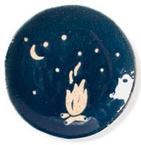 Campfire Stoneware Mini Trinket Dish