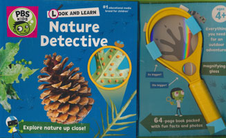 OUT OF STOCK/UNAVAILABLE Look and Learn Nature Detective Set