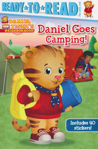 OUT OF STOCK/UNAVAILABLE Daniel Goes Camping