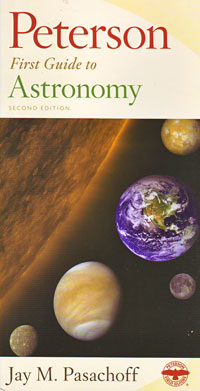 Astronomy, Peterson First Guide