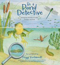OUT OF STOCK/UNAVAILABLE Be a Pond Detective