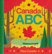 Canada ABC Large Format Boardbook