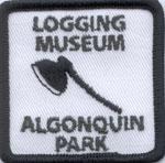Logging Museum Crest