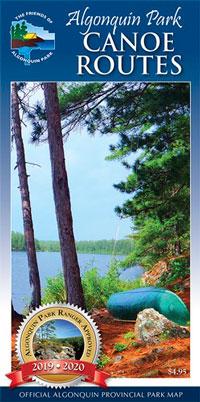 Algonquin Park Canoe Routes