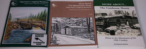 Set #17 Logging Museum