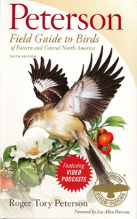 Peterson, Field Guide to Birds of Eastern and Central North America