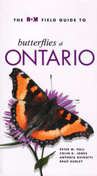 Butterflies of Ontario, R.O.M Field Guide