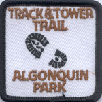 Track and Tower Crest