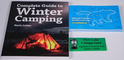 Set #14 Winter Camping Bundle