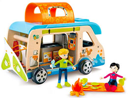 OUT OF STOCK/UNAVAILABLE Adventure Van Play Set