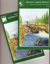 Algonquin Logging Museum Trail Guide