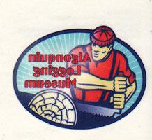 Logging Museum Tattoo