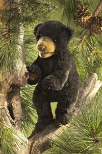 OUT OF STOCK/UNAVAILABLE Bear Cub Puppet