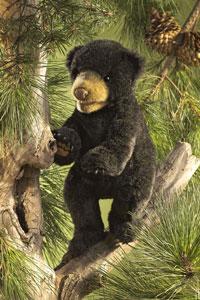 Bear Cub Puppet