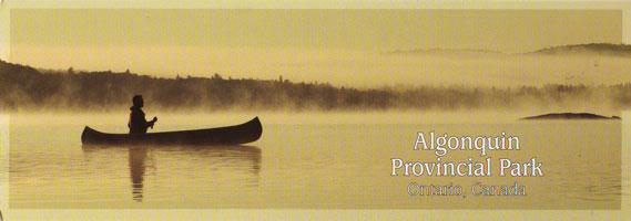 Bookmark - Canoeist