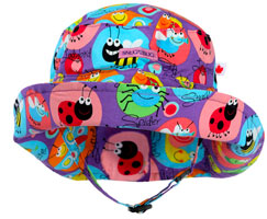 Bug Buddies Sun Hat