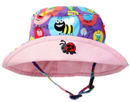 Bug Buddies Sun Hat