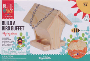 Build a Bird Buffet Birdfeeder Kit