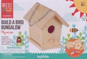Build a Bird Bungalow Bird House Kit