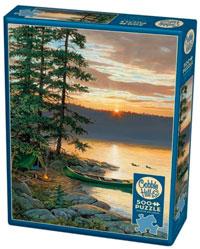 Canoe Lake 500 piece Puzzle