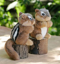 Chipmunk Stuffed Animal