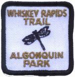 Whiskey Rapids Crest