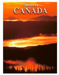 Discover Canada Playing Card Deck