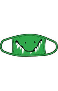 Face Mask Reptile Kids