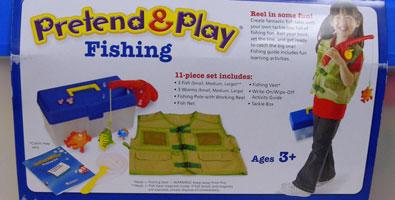 Fishing Play Set
