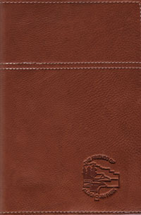 Leather Journal Cover Brown