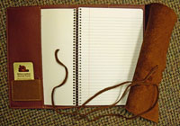 F.O.A. Rugged Edge Journal Cover