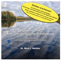 Algonquin Park.  In German language.