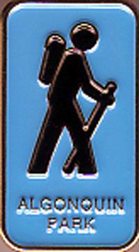 Hiker Lapel Pin