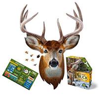 I Am Buck 550 pc Puzzle