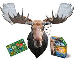 I Am Moose 700 pc Puzzle