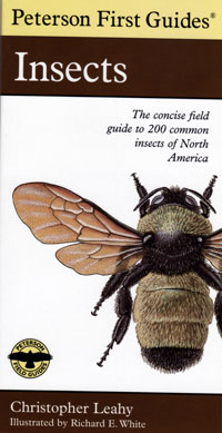 Insects, Peterson First Guide
