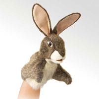 Little Hare Hand Puppet
