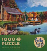 Loon Lake Modular Puzzle