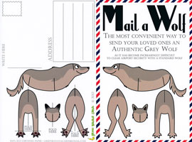 Mail a Wolf