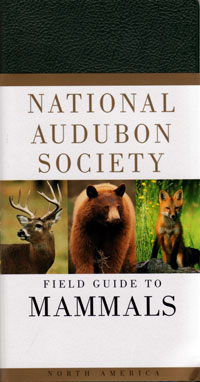 Mammals, National Audubon Society