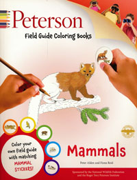 Peterson, Mammals Colouring Book
