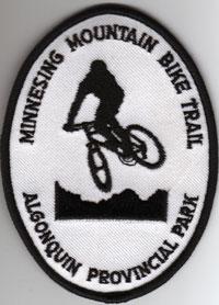 Minnesing Mountain Bike Trail Crest