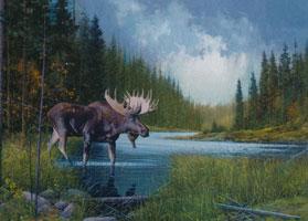 Moose Lake Puzzle