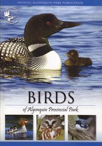 Birds of Algonquin Provincial Park, by Dan Strickland