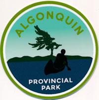 Ontario Parks Algonquin Passport Sticker