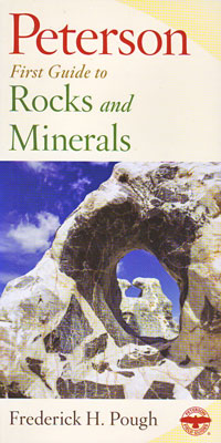 Rocks and Minerals, Peterson First Guide